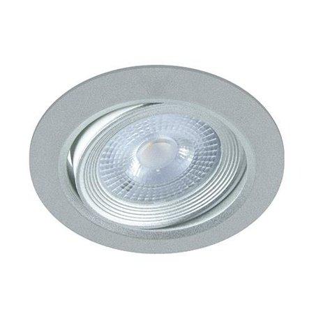 Bodové Stropní svítidlo MONI LED C SMD 5W 3000K SILVER STRUHM 03227