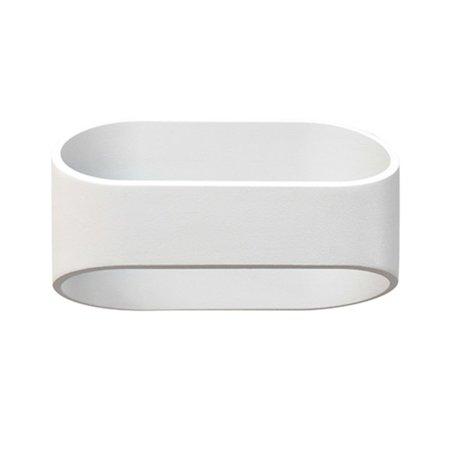 Dekorativní lampa LED Beti bílá C 5W Struhm
