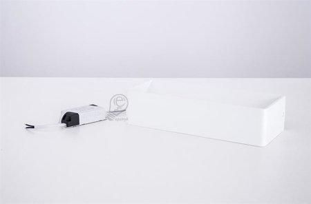 Dekorativní lampa LED Beti bílá L 10W Struhm