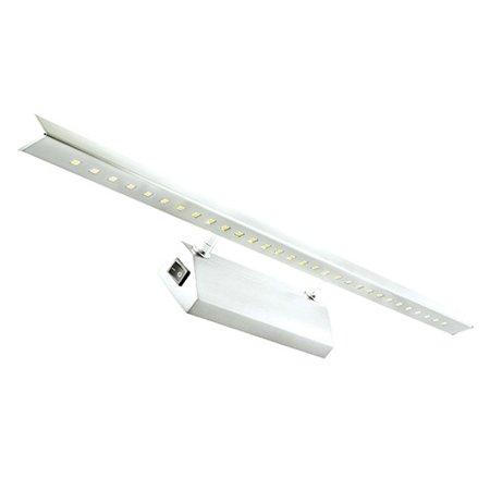 Dekorativní svítidlo chrom bílá LED Albatros 6W HL6652L Horoz