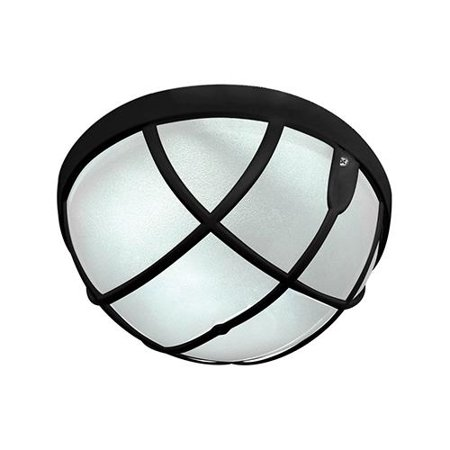 Hermetické svítidlo černá 15W AQUA OPAQUE 02632 Horoz