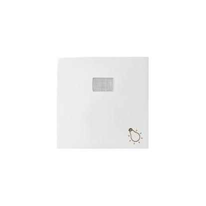 Jednotná klávesa světla do podświetlania, bílý Kontakt Simon 82 82016-30