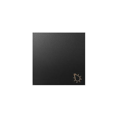 Jednotná klávesa světla, grafit Kontakt Simon 82 82018-38