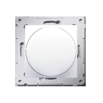 Kontakt Simon 54 Premium Bílý Stmívač přítlačný a otočný (modul) 20–500 W, DS9T.01/11