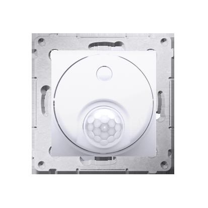 Kontakt Simon 54 Premium Bílý Vypínač se senzorem pohybu s relé (modul) DCR10P.01/11