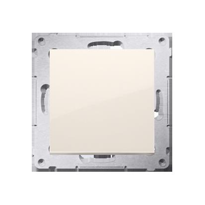 Kontakt Simon 54 Premium Krémová Tlačítko jednopólové zkratovací bez piktogramu rychlospojka, DP1.01/41