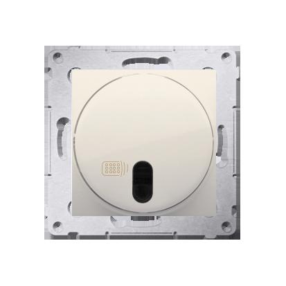 Kontakt Simon 54 Premium Krémová Vypínač dálkově ovládaný (modul) 20-500 W, DWP10T.01/41