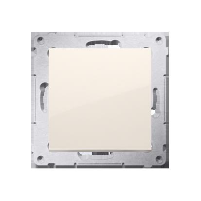Kontakt Simon 54 Premium Krémová Vypínač jednonásobný (modul) X šroubové koncovky, DW1A.01/41