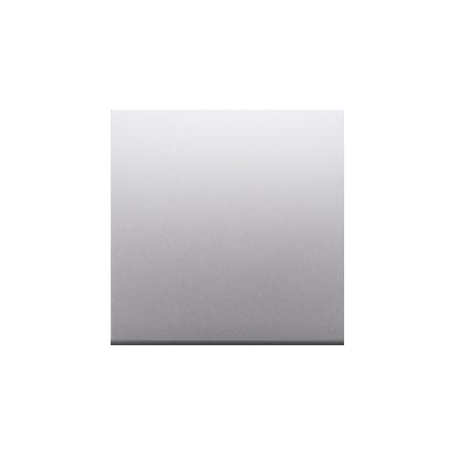 Kontakt Simon 54 Premium Stříbrná Jednotná klávesa pro vypínače/Tlačítek, DKW1/43