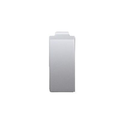 Kontakt Simon 54 Premium Stříbrná Kryt pro reproduktorové zásuvky DGL3.01/. , GL3Z/43