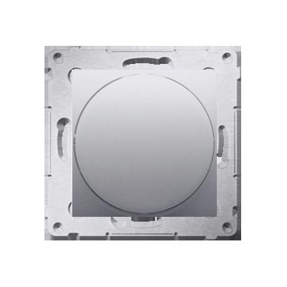 Kontakt Simon 54 Premium Stříbrná Světelný signalizátor LED, světlo zelené (modul) DSS3.01/43