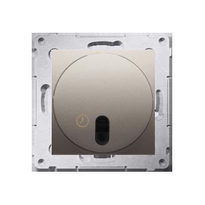 Kontakt Simon 54 Premium Zlatá Spínač s opožděným vypnutím (modul) 20-500 W, DWC10T.01/44