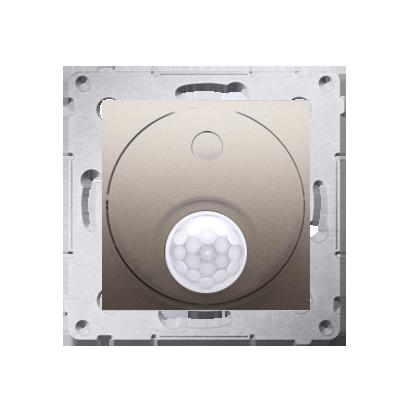 Kontakt Simon 54 Premium Zlatá Vypínač se senzorem pohybu (modul) 20-500 W, DCR10T.01/44