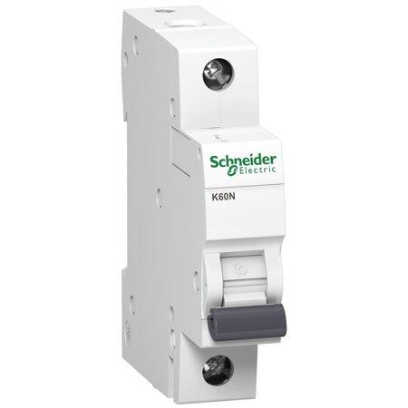 Nadproudový jistič K60N-B25-1 B 25A 1-pólový Schneider Electric A9K01125