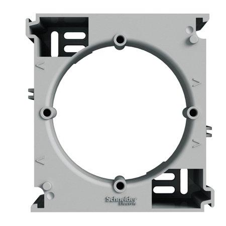 Nástěnná základna, rozšiřující, hliník Schneider Electric Asfora EPH6100261