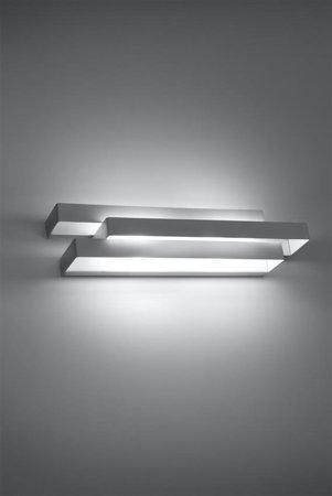Nástěnné svítidlo FROST 2xG9 Sollux SL.0379