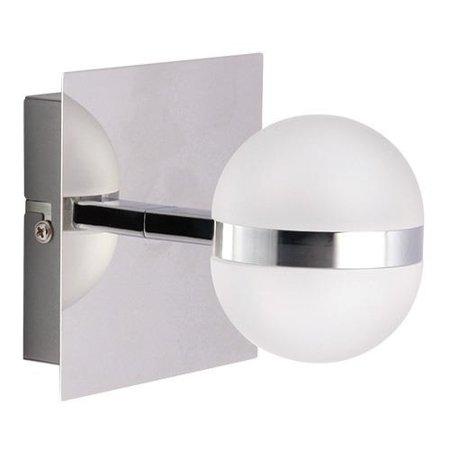 Nástěnné svítidlo Gabi LED koupelnové 2x245lm teplá bílá 1D Struhm