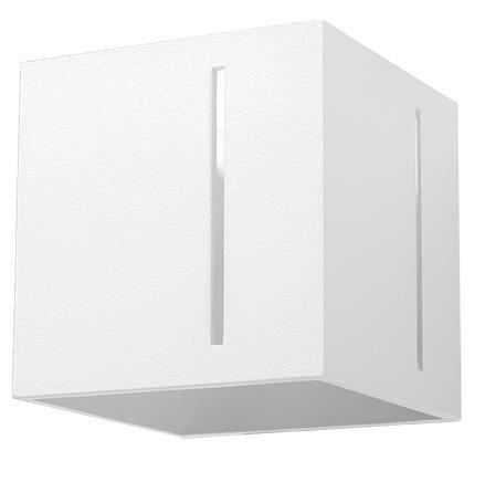 Nástěnné svítidlo PIXAR bílá 1xG9 Sollux SL.0395