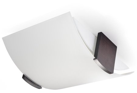 Plafon EMILIO bílá 2xE27 Sollux SL.0186