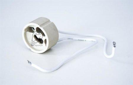 Připojovací zásuvka objímka žárovky GU10