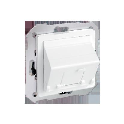 Rámeček vnitřní s můstkem bílý Kontakt Simon 82 82578-30