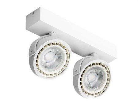 Reflektor Jerry 2 230V 16W bílá Azzardo GM4205-230V