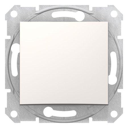 Schodišťový vypínač 10A krémová Sedna SDN0400123 Schneider Electric