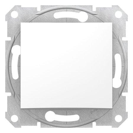 Schodišťový vypínač 16A bílá Sedna SDN0400421 Schneider Electric