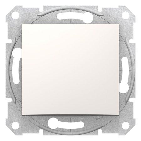 Schodišťový vypínač 16A krémová Sedna SDN0400423 Schneider Electric