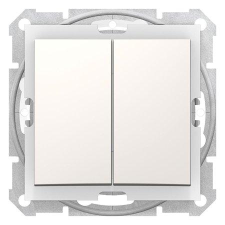 Spínač sériový IP44 krémová Sedna SDN0300423 Schneider Electric