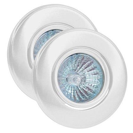 Stropní bodové halogenové svítidlo ORKIDE HL750 WHITE Horoz 01207