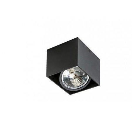 Stropní nástěnné svítidlo Alex 12V černá Azzardo GM4112