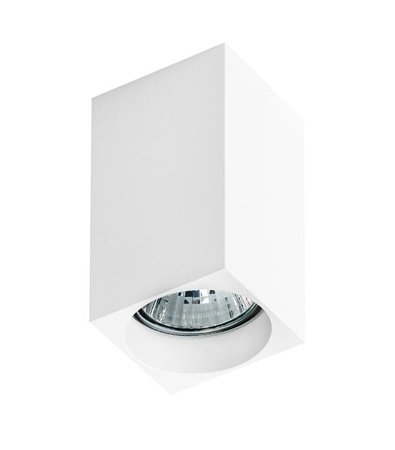Stropní nástěnné svítidlo Mini Square bílá Azzardo GM4209