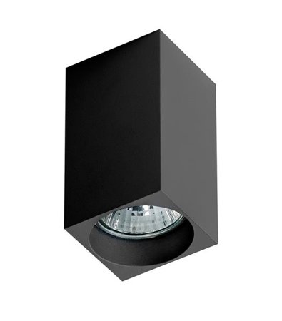 Stropní nástěnné svítidlo Mini Square černá Azzardo GM4209