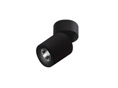 Stropní nástěnné svítidlo reflektor Siena 20W 3000K černá Azzardo SH613000-20-BK