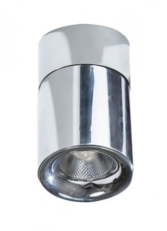 Stropní nástěnné svítidlo reflektor Siena 20W 4000K chrom Azzardo SH624000-20-CH