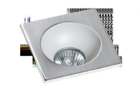 Stropní přisazené svítidlo Hugo 1 chrom (bez vložky) Azzardo GM2118S