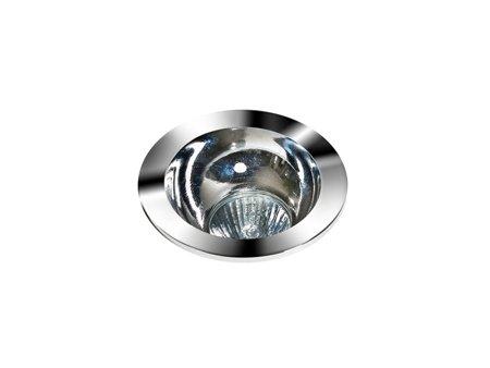 Stropní vestavné přisazení svítidlo Remo 1 (bez vložky) chrom Azzardo GM2118R