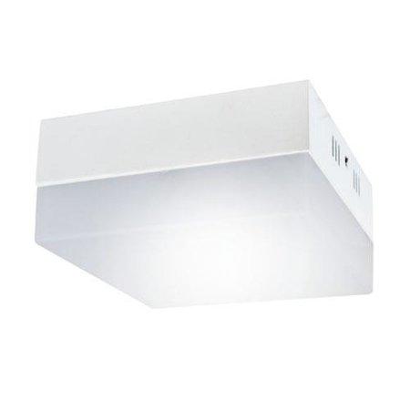 Stropnice LED hranatá, nástěnná 18W 4000K Robin D, Struhm
