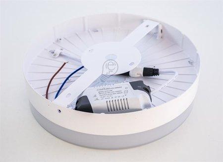 Stropnice LED kulatá, nástěnná 24W 4000K Robin C, Struhm