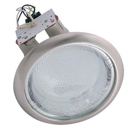 Svítidlo downlight HL612 MAT. CHROME Horoz 00772