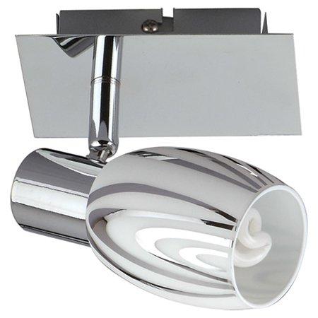 Svítidlo nástěnné - stropní chrom 9W HL790N 00592 Horoz