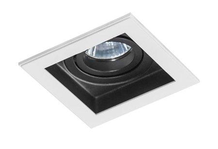 Svítidlo stropní podomítkové Minorka bílá černá Azzardo GM2115