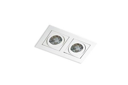 Svítidlo stropní podomítkové Paco 2 bílá Azzardo GM2201