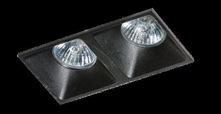 Svítidlo stropní podomítkové Pio 2 černá Azzardo GM2208