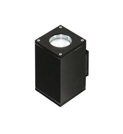 Venkovní lampa Nástěnné svítidlo Livio 2 černá Azzardo GM1101-2