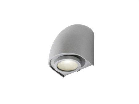 Venkovní lampa nástěnná Nástěnné svítidlo Fons popélavá Azzardo GM1108