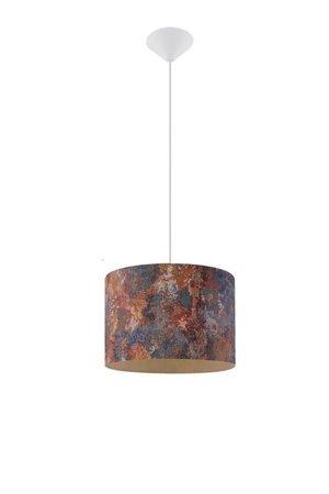 Visící lampa PAKS 1xE27 Sollux SL.0548