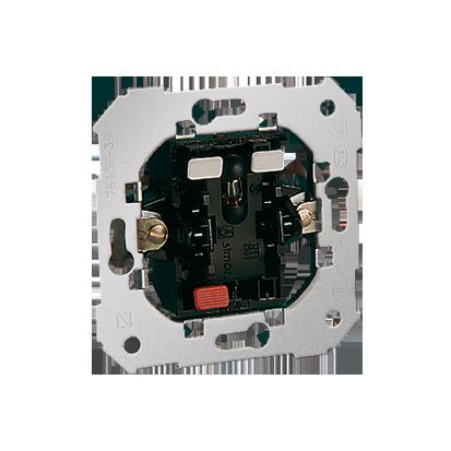 Vypínač jednonásobný s podsvícením po załączeniu Kontakt Simon 82 75102-39