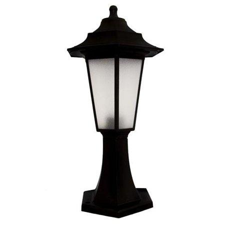 Zahradní lampa, Begonya černá